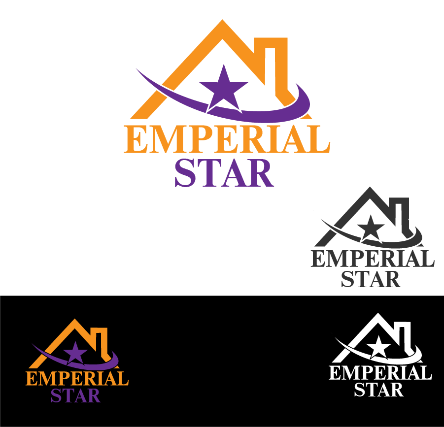 Logo Design by Private User - Entry No. 136 in the Logo Design Contest Emperial Star Logo Design.