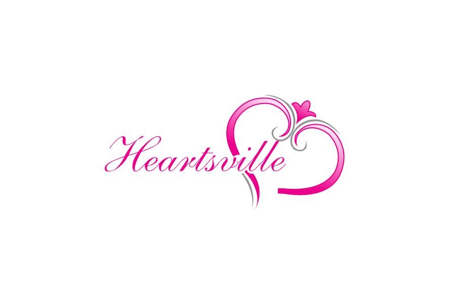 Logo Design by Private User - Entry No. 86 in the Logo Design Contest Unique Logo Design Wanted for Heartsville.