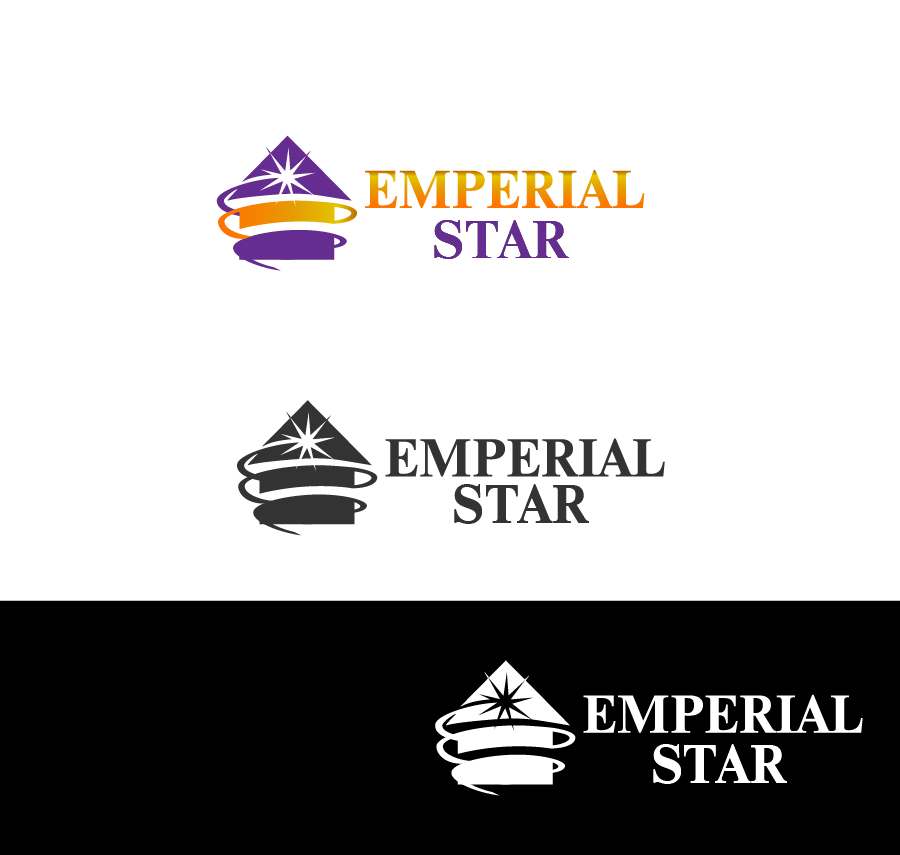 Logo Design by brands_in - Entry No. 138 in the Logo Design Contest Emperial Star Logo Design.