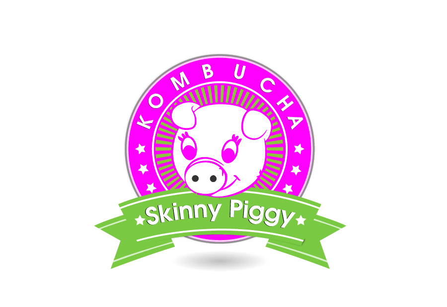 Logo Design by brands_in - Entry No. 88 in the Logo Design Contest Fun Logo Design for Skinny Piggy.