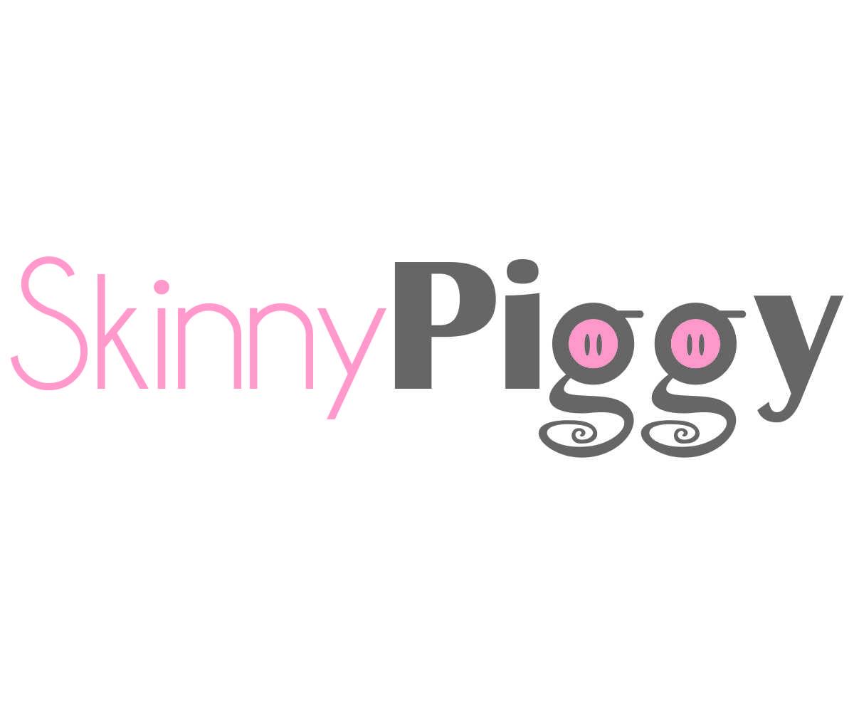 Logo Design by franz - Entry No. 89 in the Logo Design Contest Fun Logo Design for Skinny Piggy.