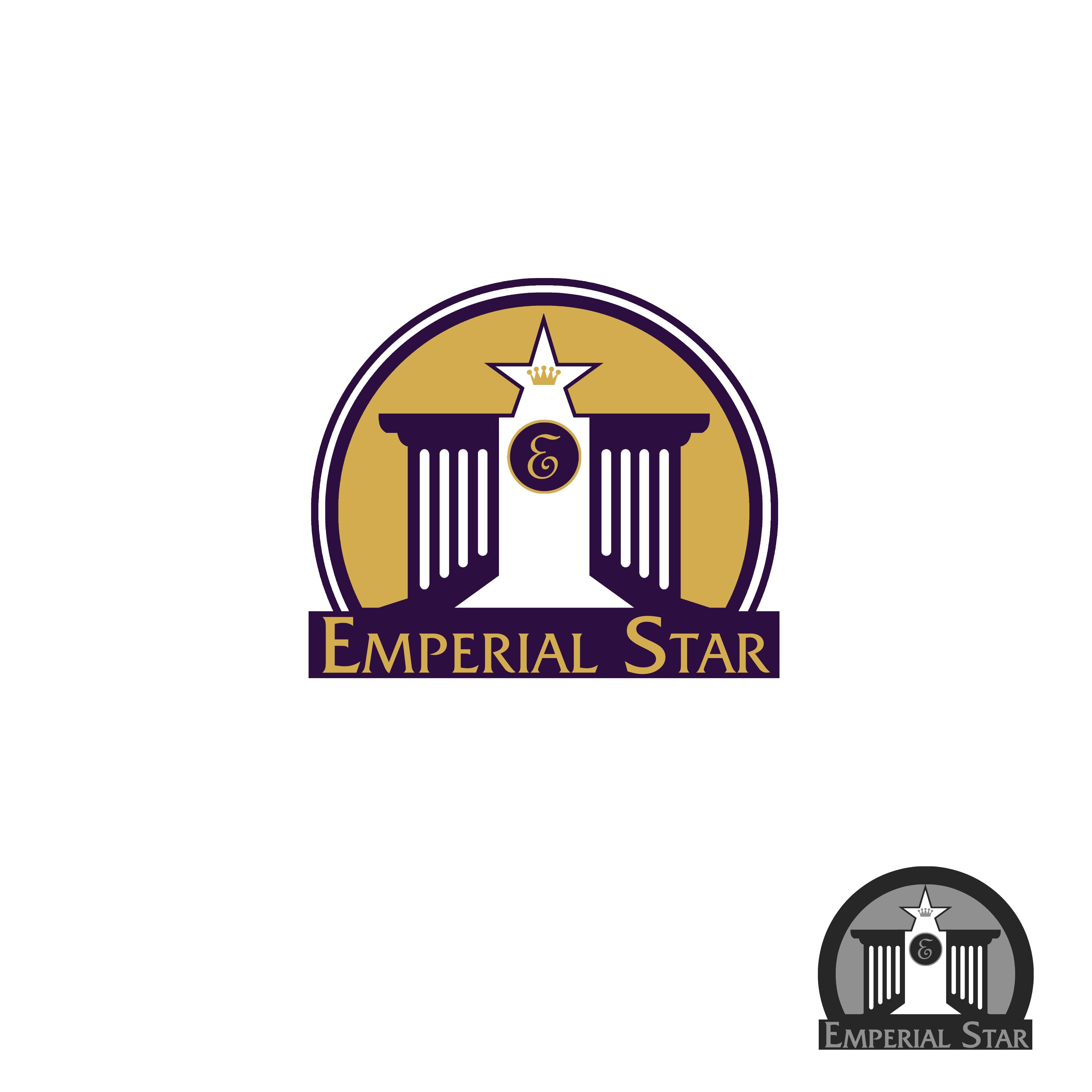Logo Design by Cesar III Sotto - Entry No. 147 in the Logo Design Contest Emperial Star Logo Design.