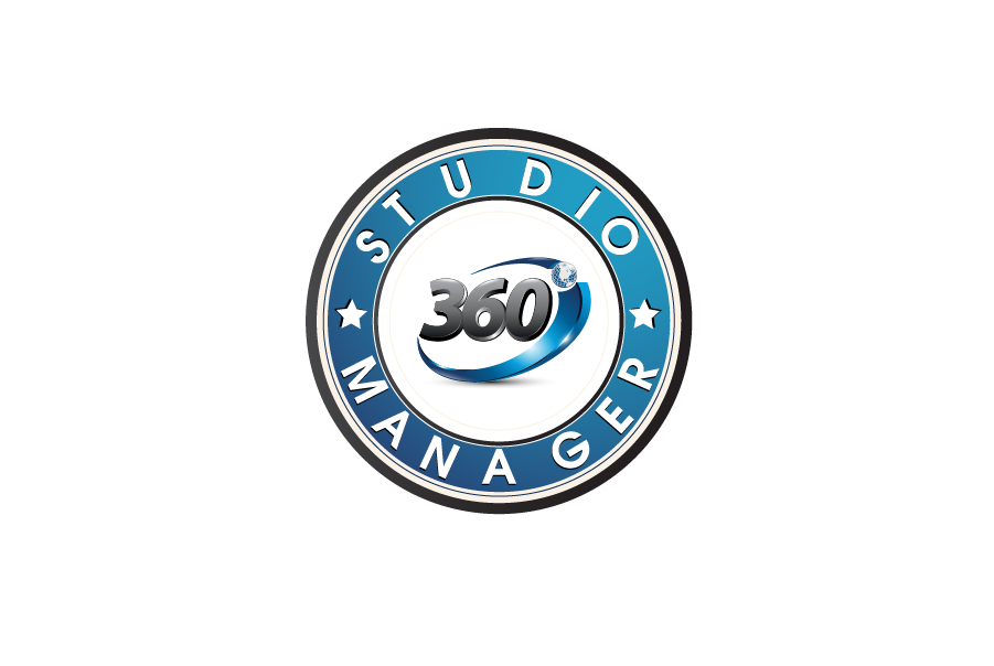 Logo Design by Private User - Entry No. 15 in the Logo Design Contest Unique Logo Design Wanted for Studio Manager 360.