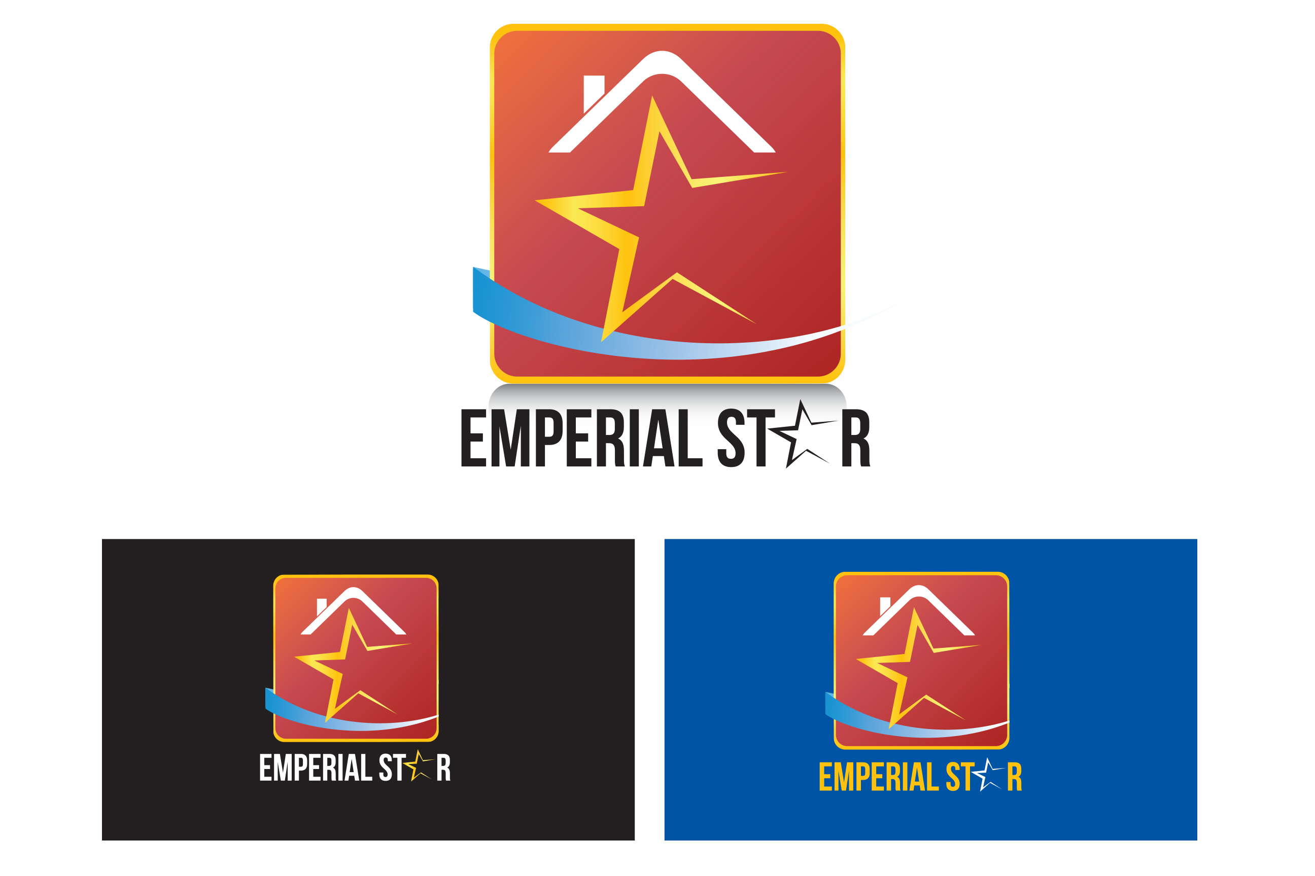 Logo Design by Leonard Anthony Alloso - Entry No. 149 in the Logo Design Contest Emperial Star Logo Design.