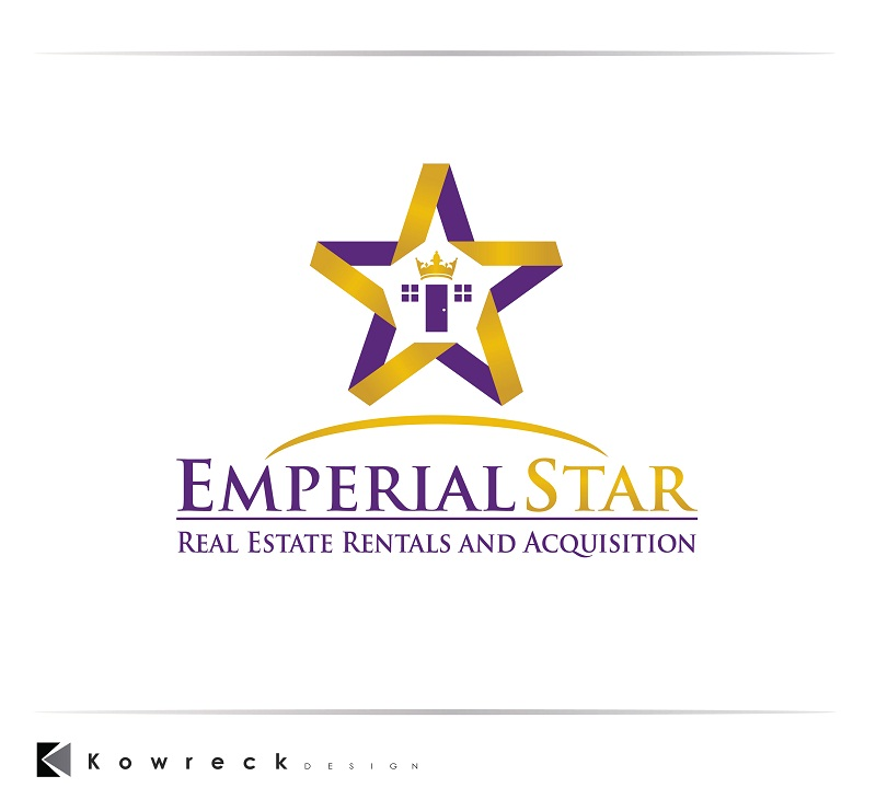 Logo Design by kowreck - Entry No. 151 in the Logo Design Contest Emperial Star Logo Design.