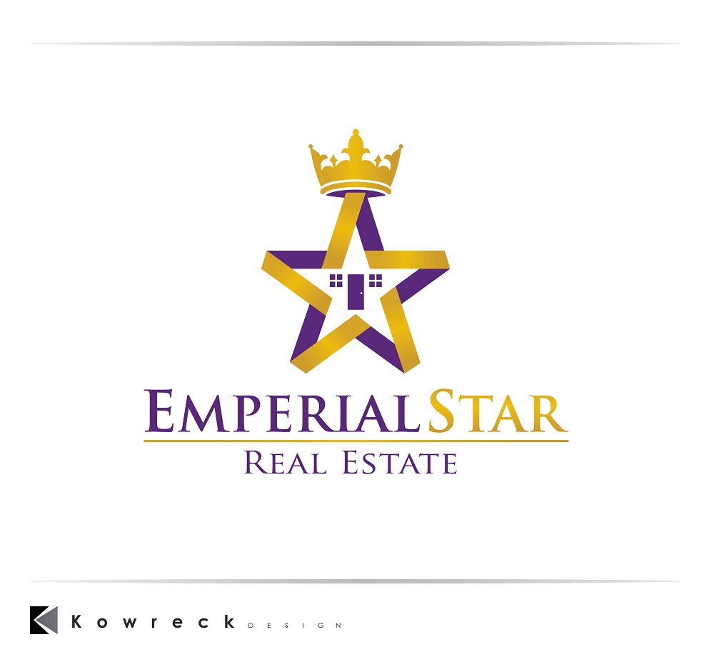 Logo Design by kowreck - Entry No. 153 in the Logo Design Contest Emperial Star Logo Design.