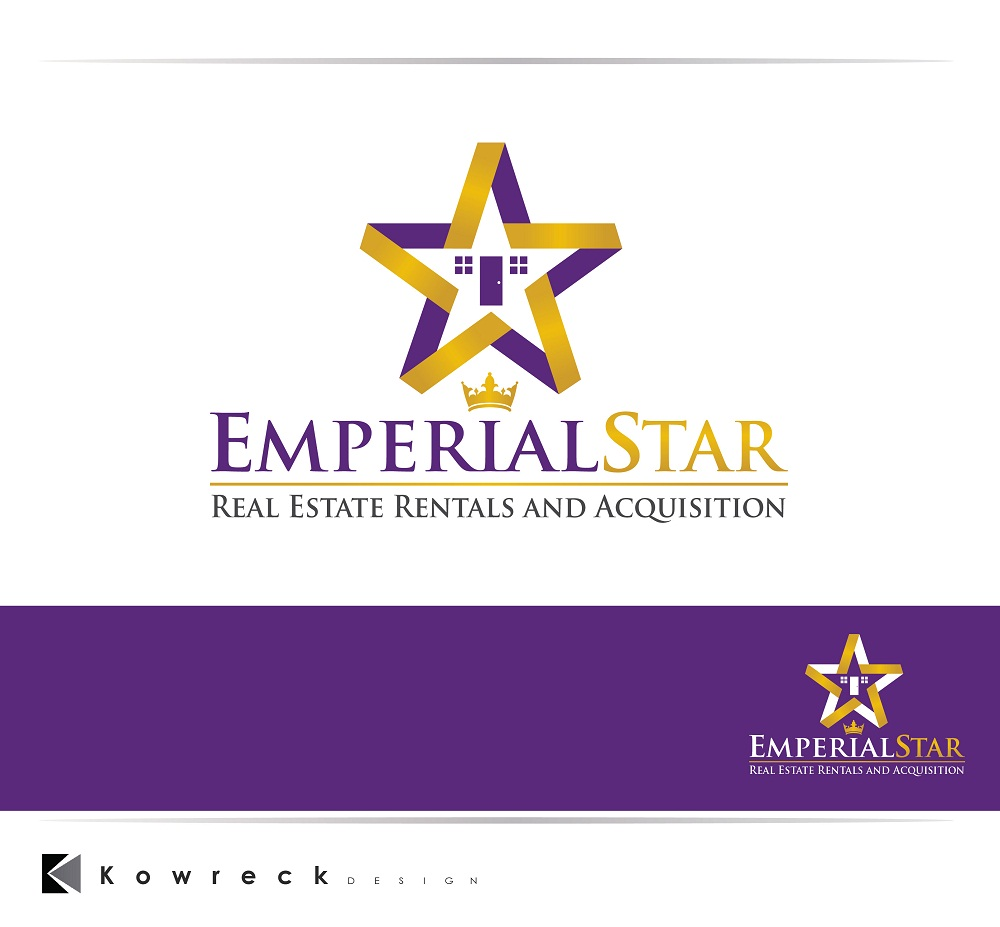 Logo Design by kowreck - Entry No. 154 in the Logo Design Contest Emperial Star Logo Design.