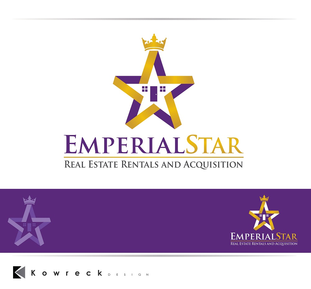Logo Design by kowreck - Entry No. 155 in the Logo Design Contest Emperial Star Logo Design.