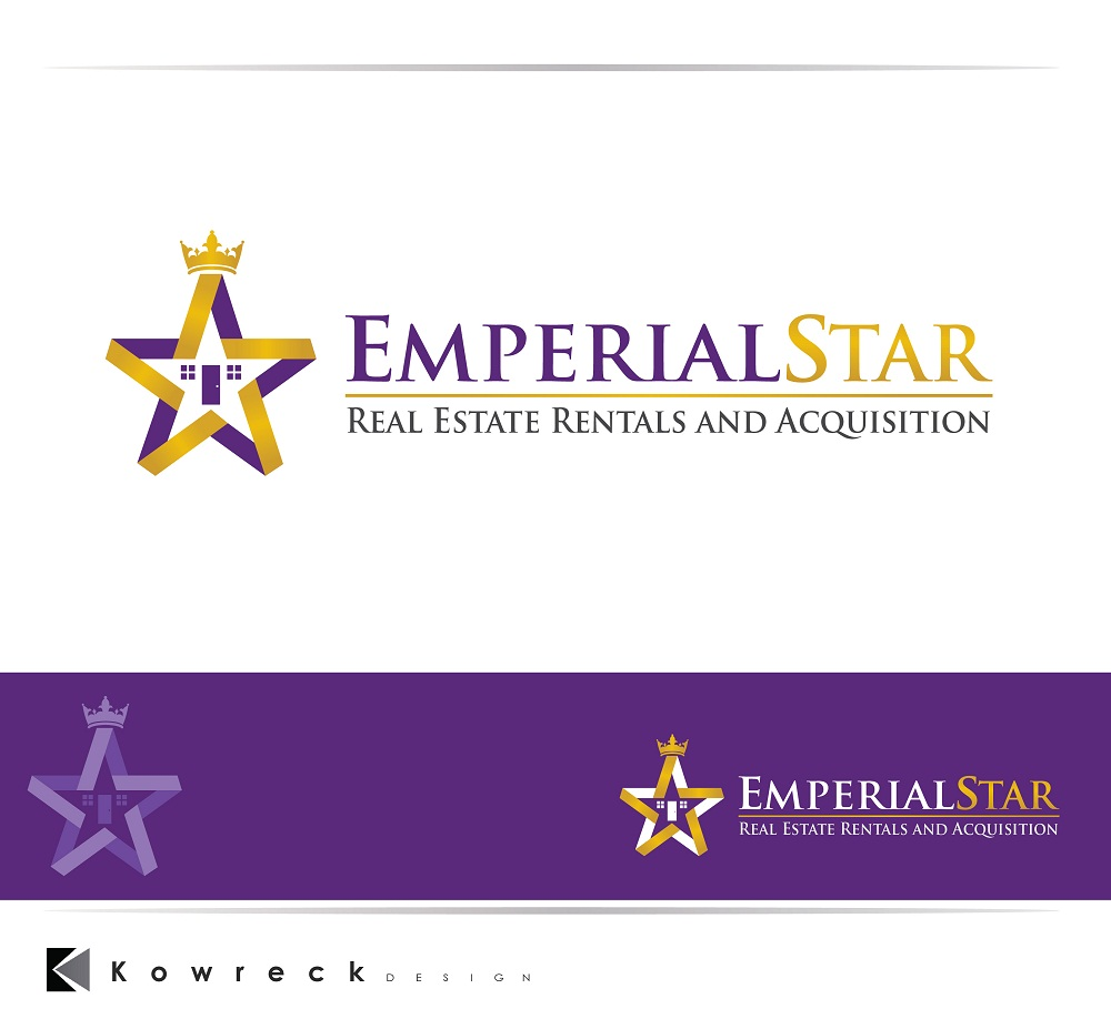 Logo Design by kowreck - Entry No. 156 in the Logo Design Contest Emperial Star Logo Design.