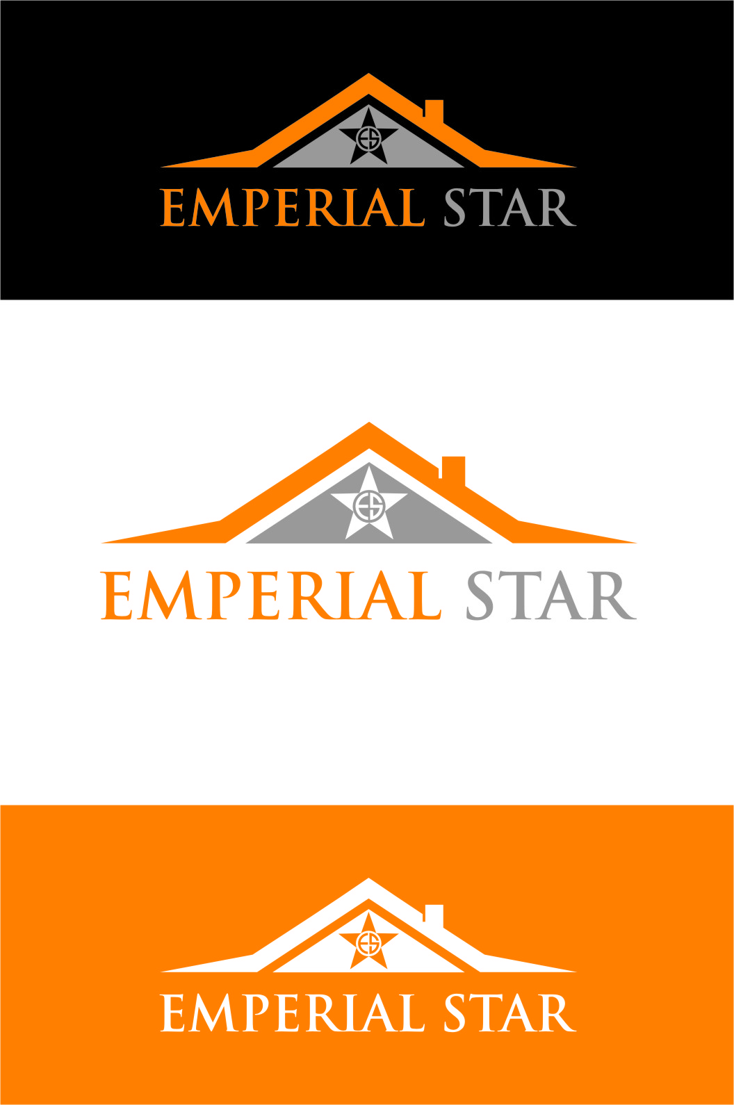 Logo Design by Ngepet_art - Entry No. 157 in the Logo Design Contest Emperial Star Logo Design.