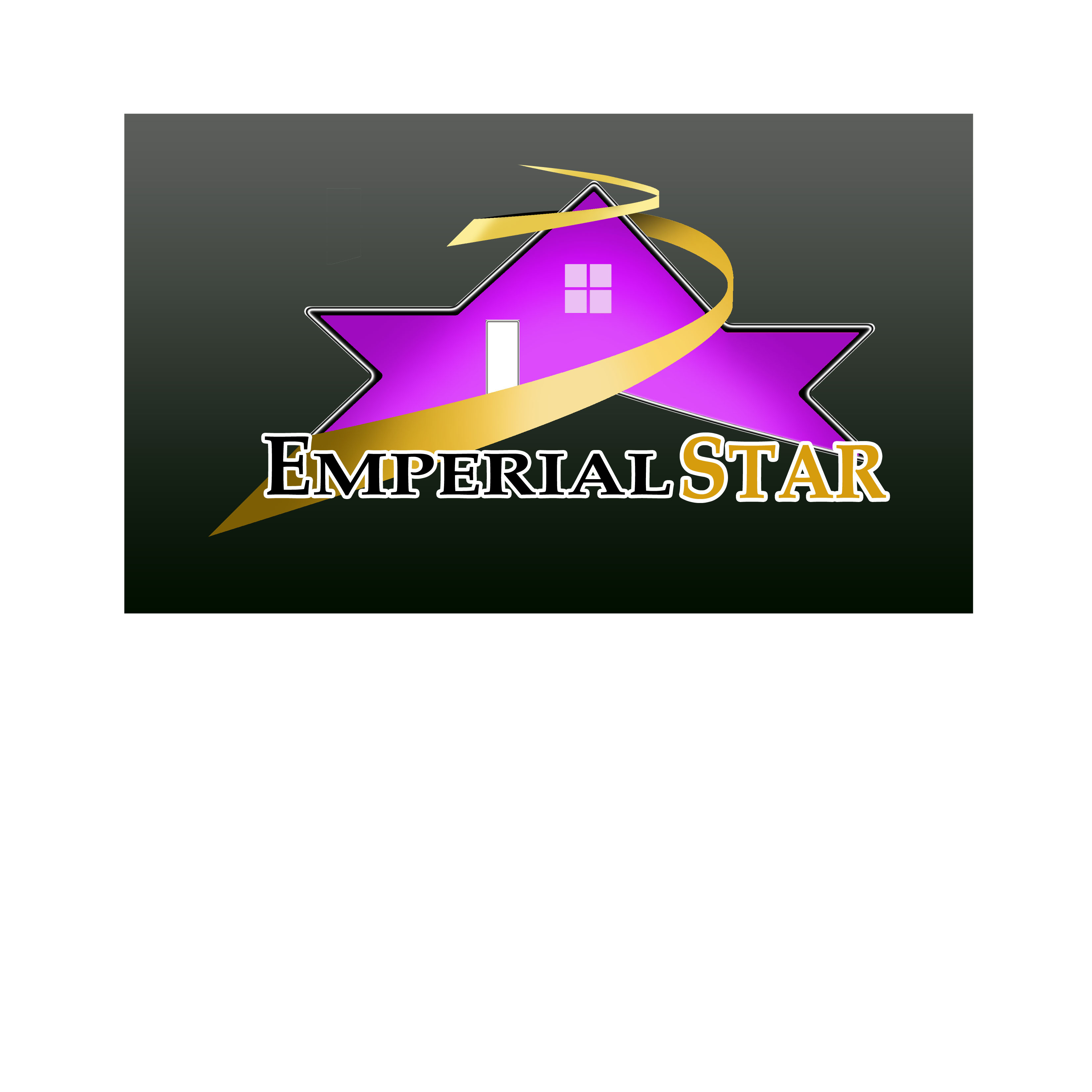 Logo Design by Allan Esclamado - Entry No. 162 in the Logo Design Contest Emperial Star Logo Design.