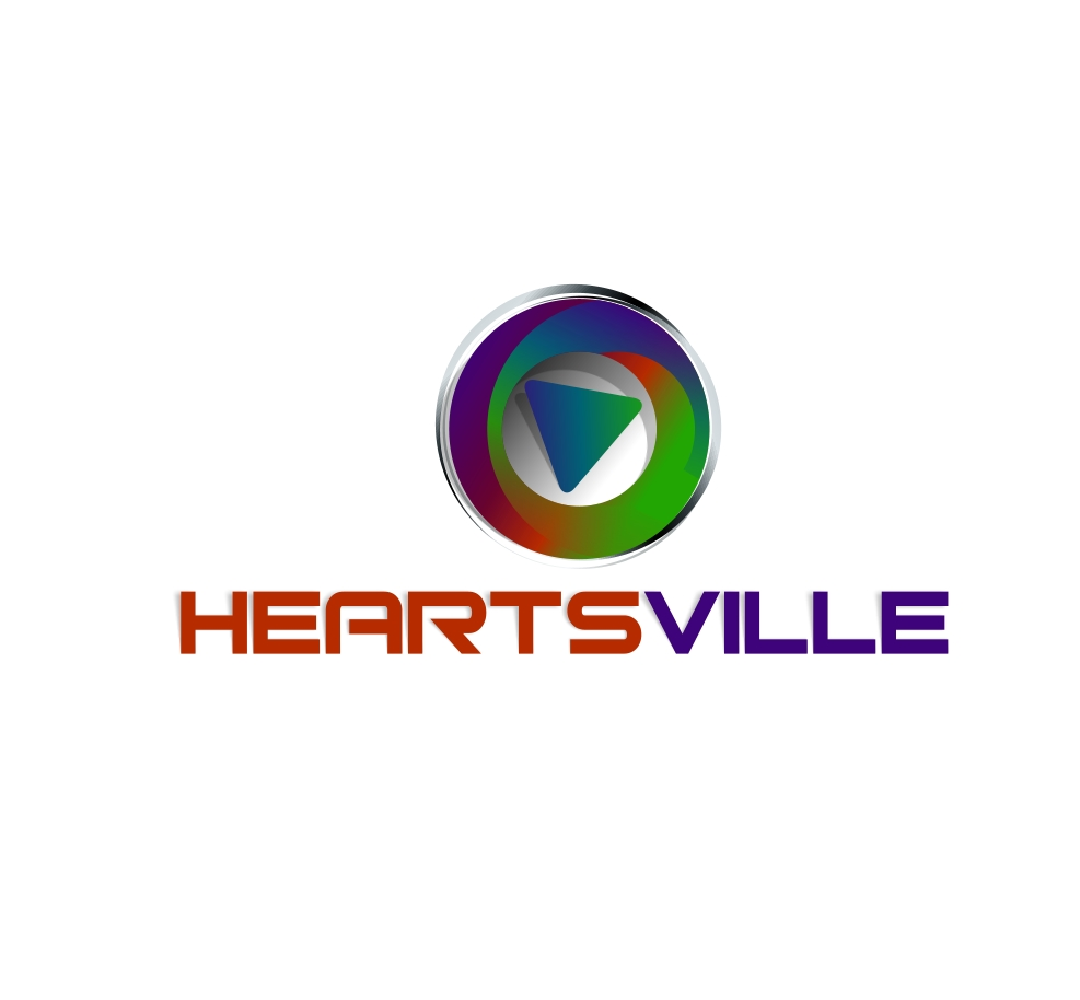 Logo Design by Private User - Entry No. 109 in the Logo Design Contest Unique Logo Design Wanted for Heartsville.