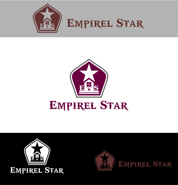 Logo Design by Agus Martoyo - Entry No. 168 in the Logo Design Contest Emperial Star Logo Design.