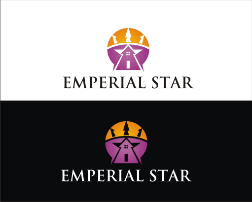 Logo Design by Armada Jamaluddin - Entry No. 171 in the Logo Design Contest Emperial Star Logo Design.