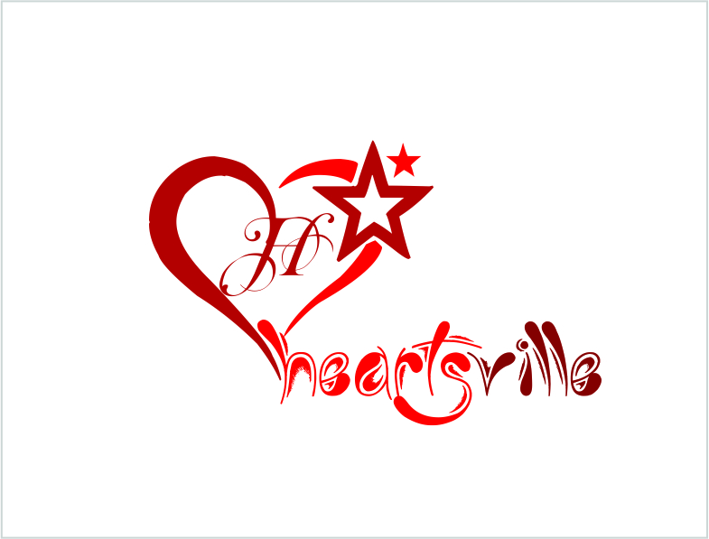 Logo Design by Private User - Entry No. 111 in the Logo Design Contest Unique Logo Design Wanted for Heartsville.