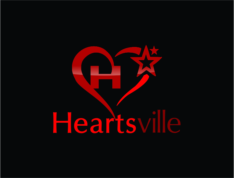 Logo Design by Private User - Entry No. 113 in the Logo Design Contest Unique Logo Design Wanted for Heartsville.