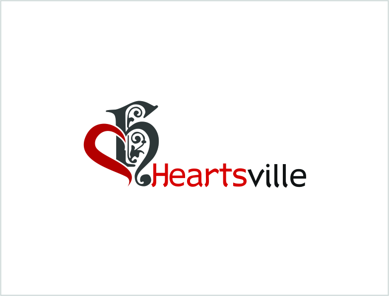 Logo Design by Private User - Entry No. 115 in the Logo Design Contest Unique Logo Design Wanted for Heartsville.