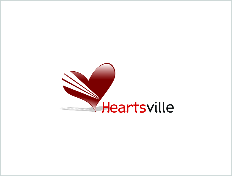 Logo Design by Private User - Entry No. 117 in the Logo Design Contest Unique Logo Design Wanted for Heartsville.