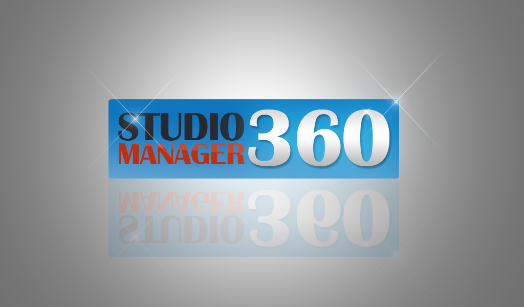 Logo Design by Private User - Entry No. 33 in the Logo Design Contest Unique Logo Design Wanted for Studio Manager 360.