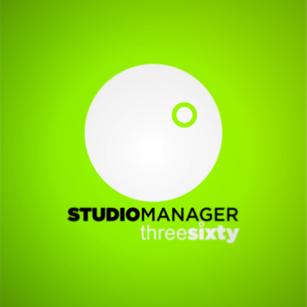 Logo Design by Private User - Entry No. 44 in the Logo Design Contest Unique Logo Design Wanted for Studio Manager 360.