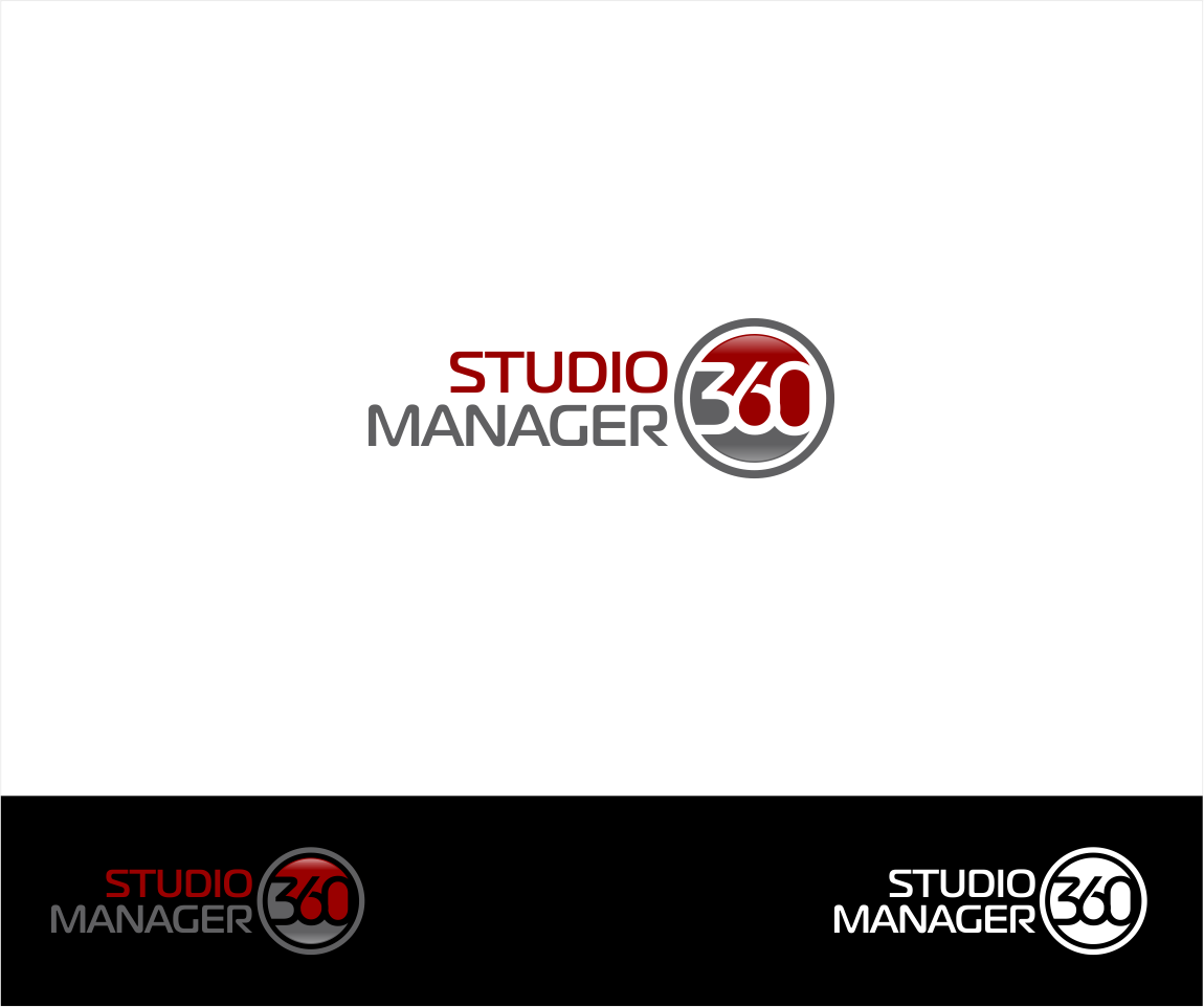 Logo Design by haidu - Entry No. 47 in the Logo Design Contest Unique Logo Design Wanted for Studio Manager 360.