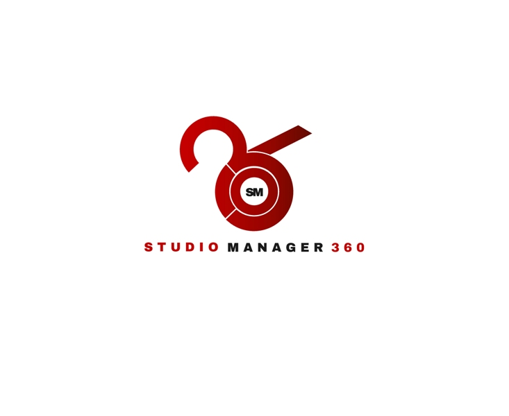 Logo Design by Juan_Kata - Entry No. 61 in the Logo Design Contest Unique Logo Design Wanted for Studio Manager 360.