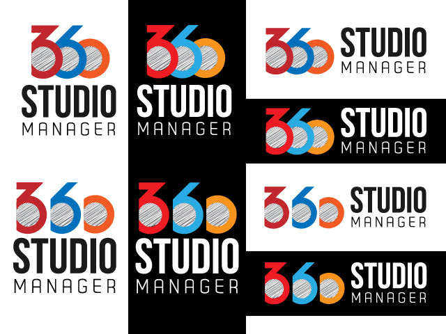 Logo Design by ronik.web - Entry No. 67 in the Logo Design Contest Unique Logo Design Wanted for Studio Manager 360.
