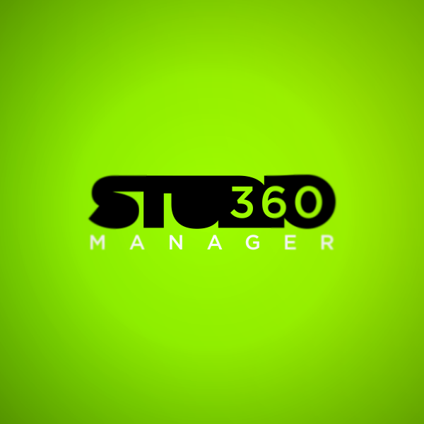 Logo Design by Private User - Entry No. 73 in the Logo Design Contest Unique Logo Design Wanted for Studio Manager 360.