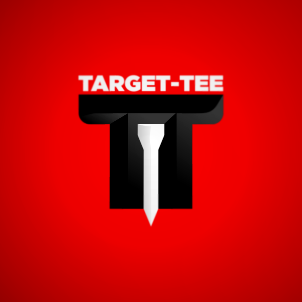 Logo Design by Private User - Entry No. 2 in the Logo Design Contest Imaginative Logo Design for TARGET-TEE.