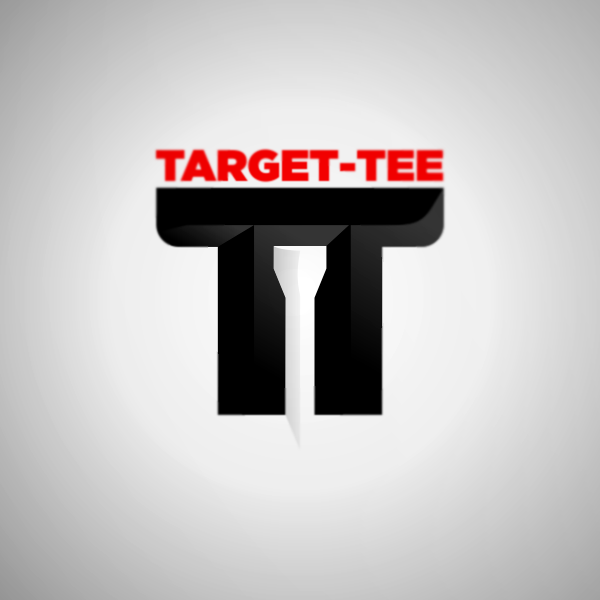Logo Design by Private User - Entry No. 3 in the Logo Design Contest Imaginative Logo Design for TARGET-TEE.