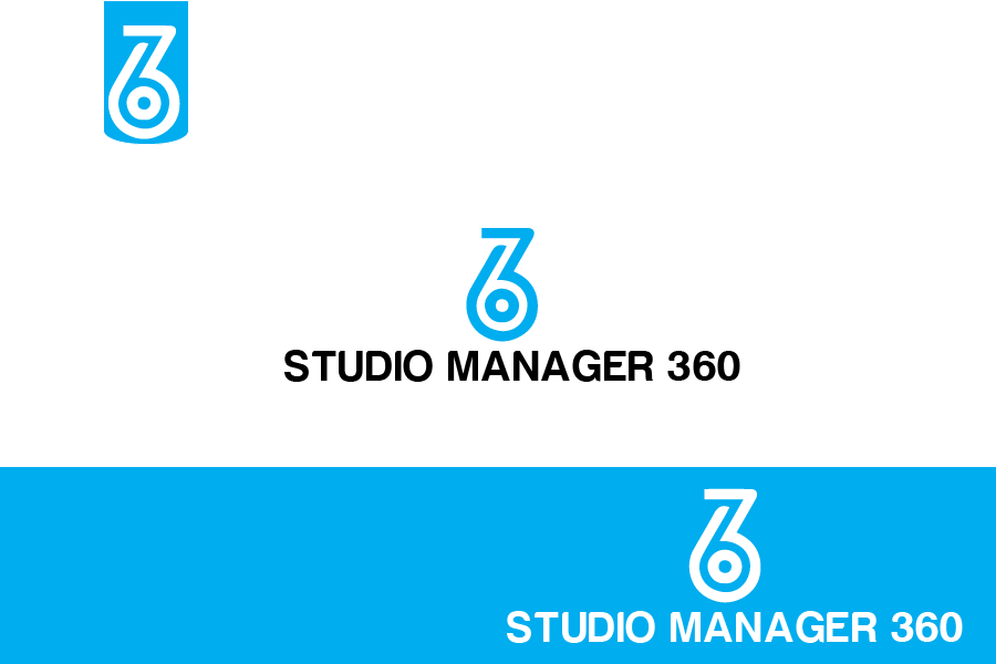 Logo Design by brands_in - Entry No. 81 in the Logo Design Contest Unique Logo Design Wanted for Studio Manager 360.