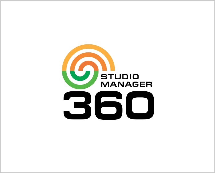 Logo Design by Private User - Entry No. 87 in the Logo Design Contest Unique Logo Design Wanted for Studio Manager 360.