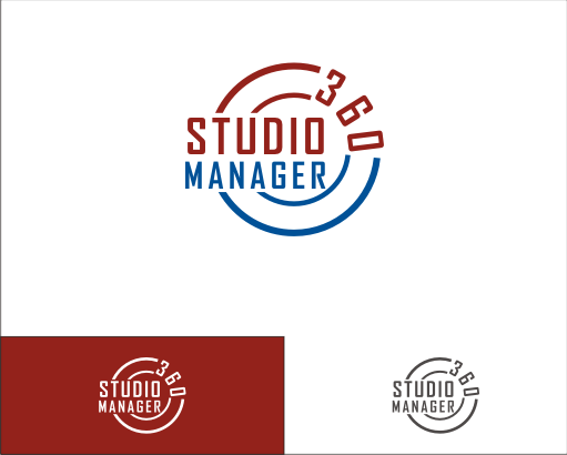 Logo Design by Armada Jamaluddin - Entry No. 90 in the Logo Design Contest Unique Logo Design Wanted for Studio Manager 360.