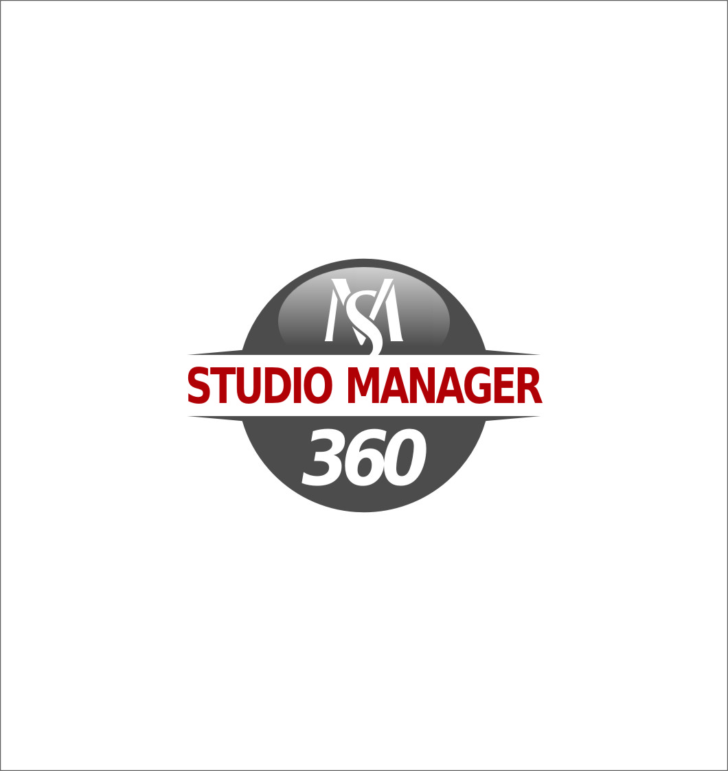 Logo Design by RasYa Muhammad Athaya - Entry No. 91 in the Logo Design Contest Unique Logo Design Wanted for Studio Manager 360.