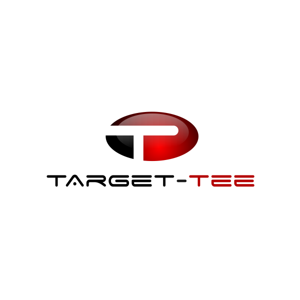 Logo Design by Rudy - Entry No. 9 in the Logo Design Contest Imaginative Logo Design for TARGET-TEE.