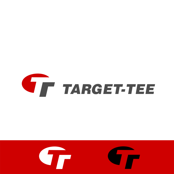 Logo Design by Rudy - Entry No. 10 in the Logo Design Contest Imaginative Logo Design for TARGET-TEE.