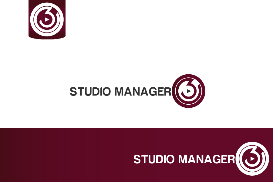 Logo Design by brands_in - Entry No. 97 in the Logo Design Contest Unique Logo Design Wanted for Studio Manager 360.