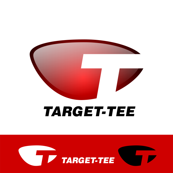 Logo Design by Rudy - Entry No. 22 in the Logo Design Contest Imaginative Logo Design for TARGET-TEE.