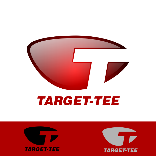 Logo Design by Rudy - Entry No. 23 in the Logo Design Contest Imaginative Logo Design for TARGET-TEE.