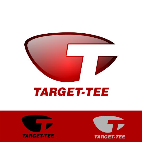 Logo Design by Rudy - Entry No. 23 in the Logo Design Contest Imaginative Logo Design for TARGET-TEE.
