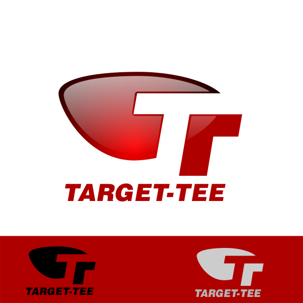 Logo Design by Rudy - Entry No. 25 in the Logo Design Contest Imaginative Logo Design for TARGET-TEE.