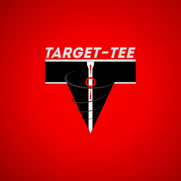 Logo Design by Private User - Entry No. 28 in the Logo Design Contest Imaginative Logo Design for TARGET-TEE.