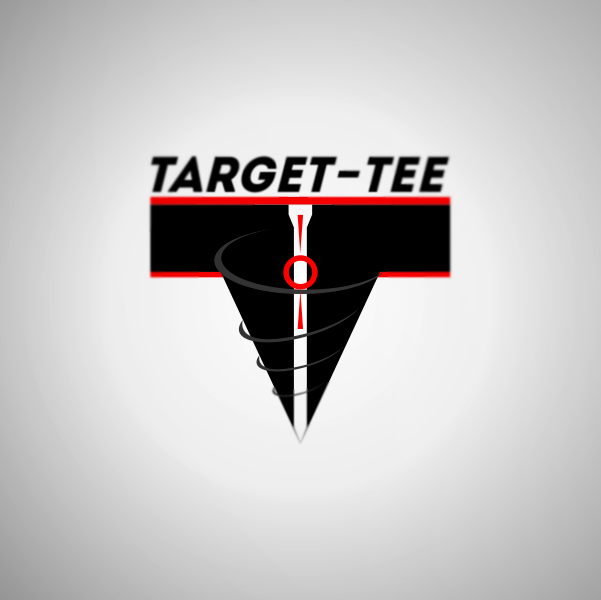 Logo Design by Private User - Entry No. 29 in the Logo Design Contest Imaginative Logo Design for TARGET-TEE.