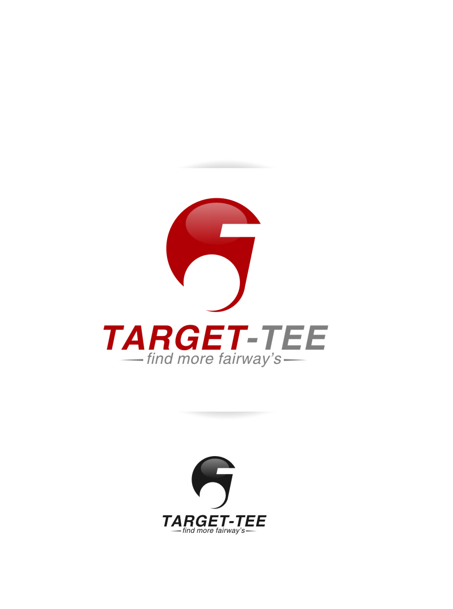 Logo Design by Ngepet_art - Entry No. 31 in the Logo Design Contest Imaginative Logo Design for TARGET-TEE.