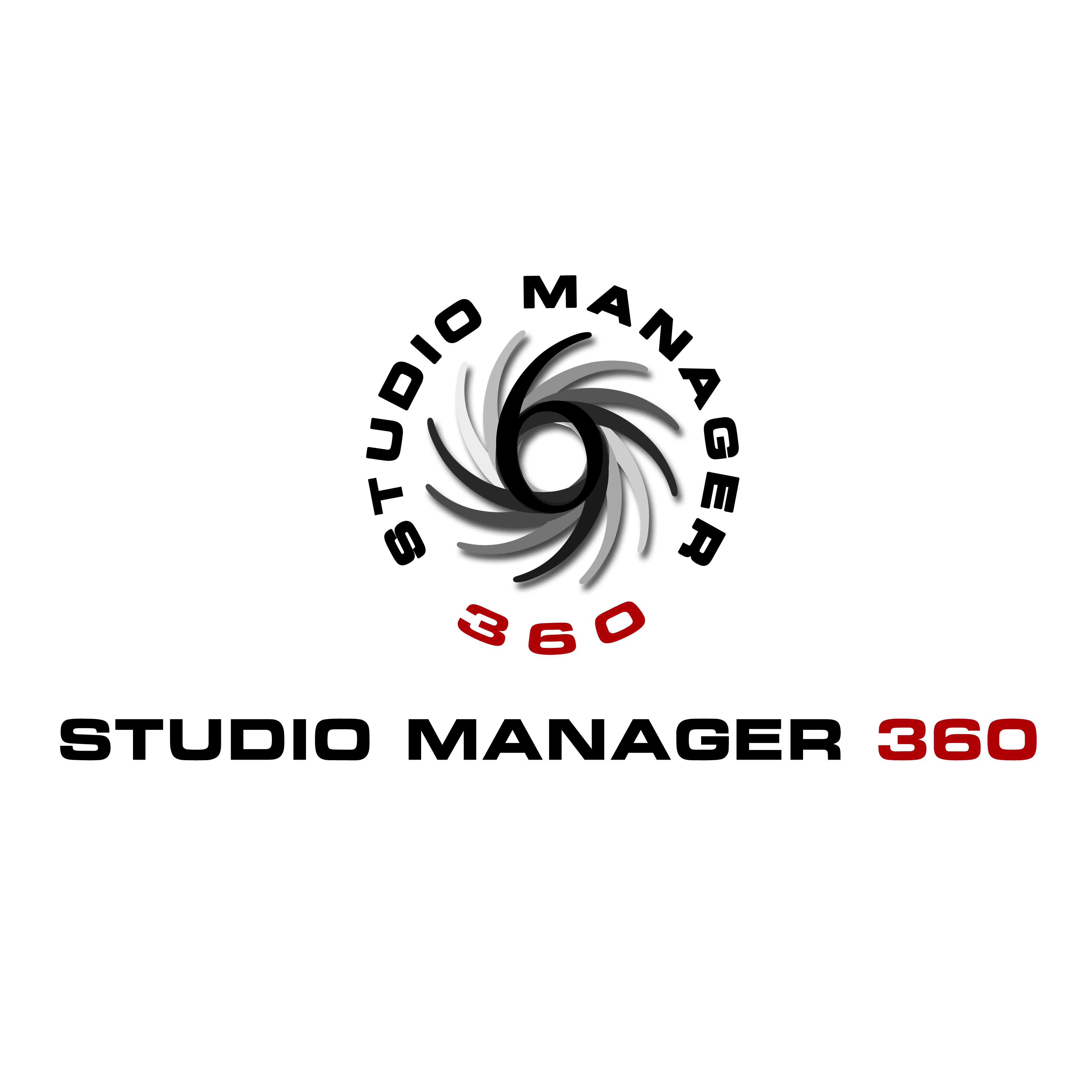 Logo Design by Cesar III Sotto - Entry No. 106 in the Logo Design Contest Unique Logo Design Wanted for Studio Manager 360.