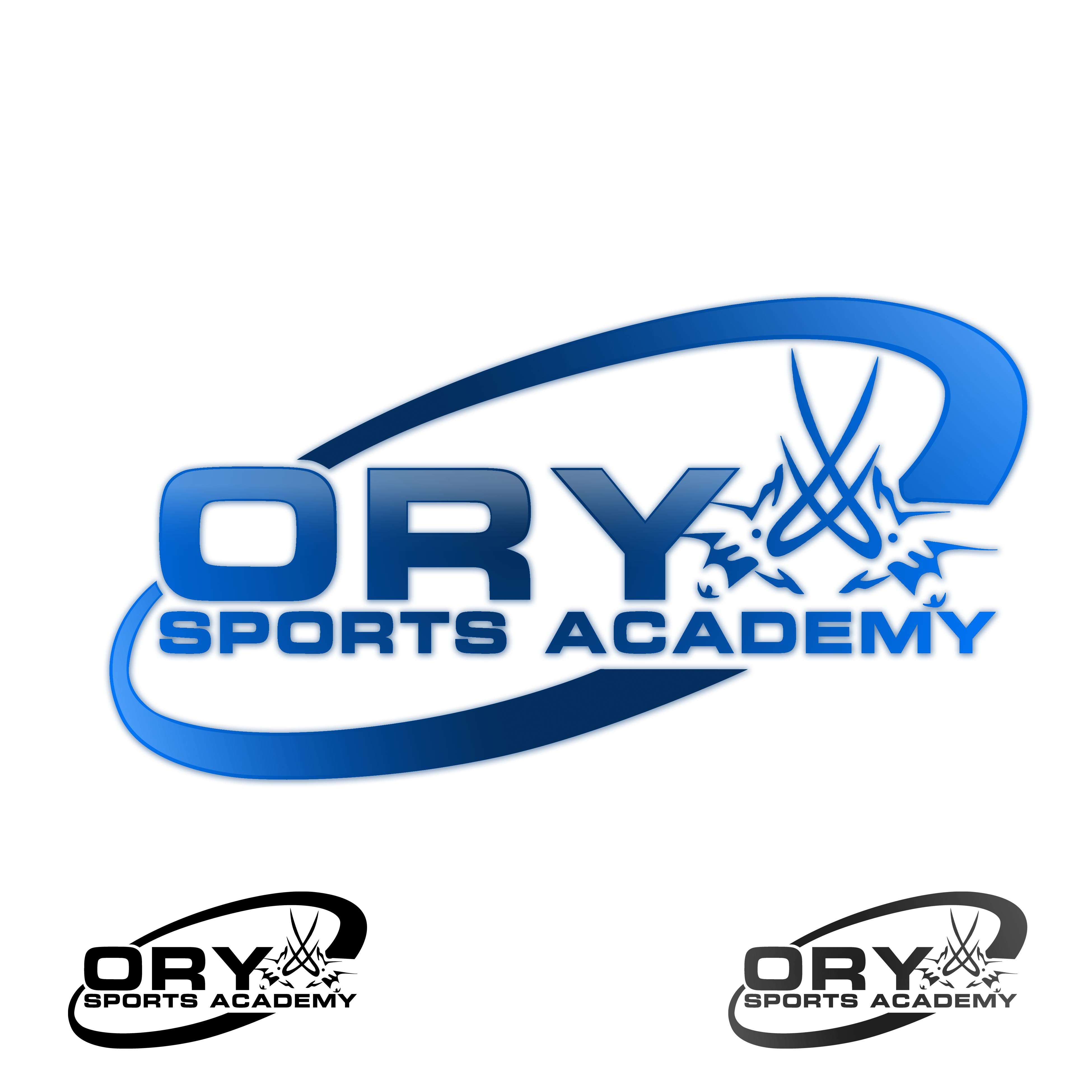 Logo Design by Cesar III Sotto - Entry No. 5 in the Logo Design Contest New Logo Design for Oryx Sports Academy.