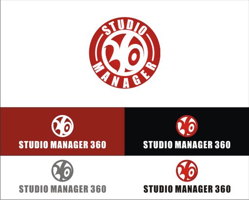 Logo Design by Armada Jamaluddin - Entry No. 112 in the Logo Design Contest Unique Logo Design Wanted for Studio Manager 360.