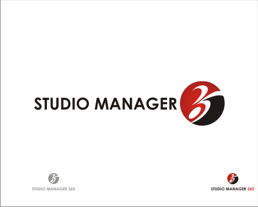Logo Design by Armada Jamaluddin - Entry No. 114 in the Logo Design Contest Unique Logo Design Wanted for Studio Manager 360.