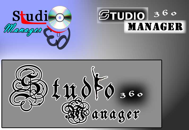 Logo Design by faza-bejo - Entry No. 116 in the Logo Design Contest Unique Logo Design Wanted for Studio Manager 360.