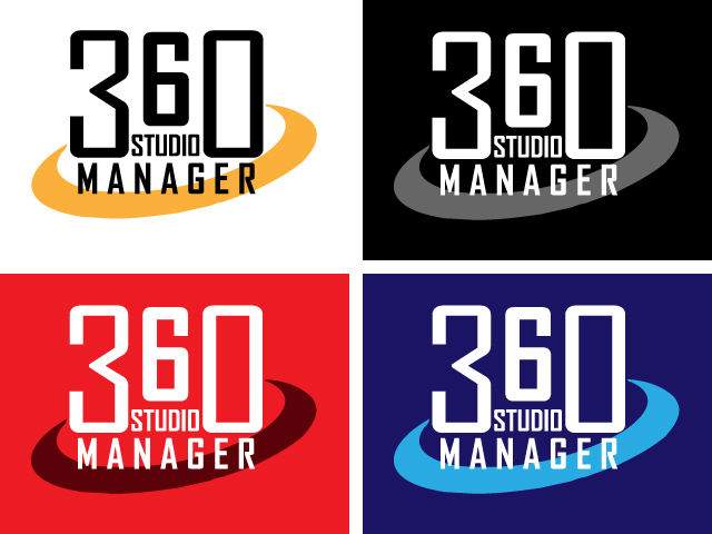 Logo Design by ronik.web - Entry No. 119 in the Logo Design Contest Unique Logo Design Wanted for Studio Manager 360.